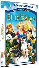 DVD *** LA ROUTE D'EL DORADO ***  neuf sous cello