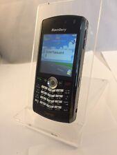 BlackBerry Pearl 8120 Orange Network Black Mobile Phone