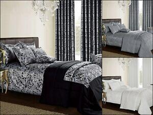 New Beautiful Design CLEO 3PCs Bedspread Bedding Set Comforter Bed Throw Set