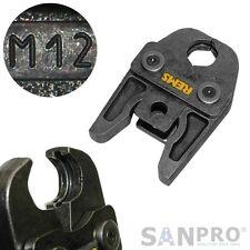 REMS 570100 Pressbacke M 12 Presszange M12 - Z.B. für Edelstahl Geberit Mapress
