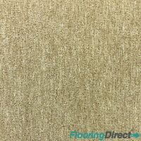 Beige Carpet Tiles 5m2 Box - Domestic Commercial Office Heavy Use Flooring CHEAP