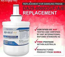 1x DA29-00003G Replacement for Aqua Pure Samung Fridge Filters DA29-00003F/G/B/A