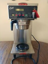 Curtis Commercial 12 Cup Stainless Steel Coffee Brewermaker Very Nice