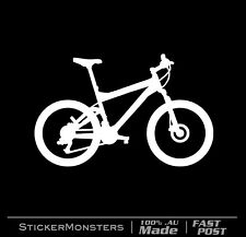 Downhill Trail MTB Sticker Decal 130mmH Mountain bike Car Giant GT Santa Cruz
