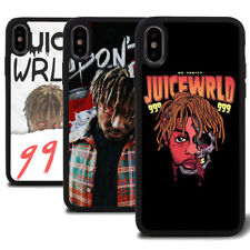 Juice Wrld Rapper Singer Silicone Phone Case Cover for iPhone6 7 8 X XR XS Plus