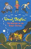 Mystery series: The mystery of the burnt cottage by Enid Blyton (Paperback)