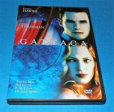 Gattaca (Excellent Condition Dvd) + With free Shipping