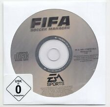 FIFA soccer manager-windows 95/98/me/xp