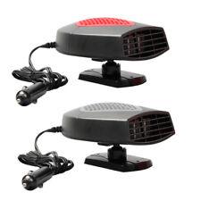 Portable Car Ceramic Heating Cooling Auto Fan Heater Defroster Demister DC 12V