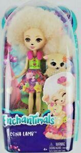 Enchantimals Lorna Lamb & Flag Doll