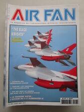 AIR FAN 261 BLACK KNIGHTS DIJON 2000 SEA KING CANADA TANKER C-17 GLOBEMASTER III