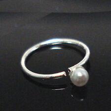 1 Pièce Etoile Piercing Nez Perle Pin 0,8 mm x 8 mm 925 Argent