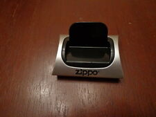 ZIPPO LIGHTER MAGNETIC DISPLAY STAND MADE BY ZIPPO COMPANY MINT