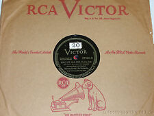 SKINNAY ENNIS Don't Let Julia Fool Ya/ Want To Set World On Fire 78 Victor 27568