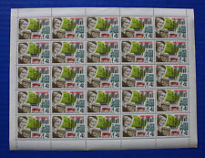 Russia (#4620) 1977 Mail Collection & Moskvich 430 Car MNH sheet