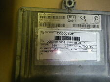 BUS PARTS B500 TRANSMISSION ECU