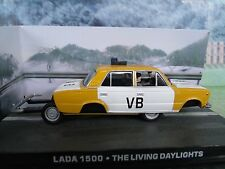 1/43 Lada 1500 James Bond  The Living Daylights  007 series  diorama