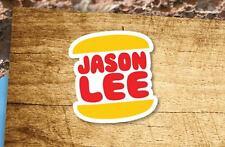 Lot of 2 Pieces VTG Blind Jason Lee's Skateboard Old School Vinyl Stickers