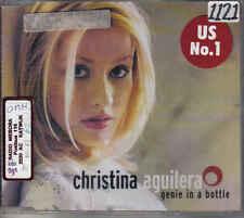 Christina Aguilera- Genie in a bottle cd maxi single