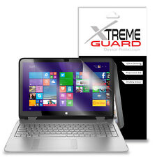 "XtremeGuard Screen Protector For HP Envy x360 15T Touch 15.6"" Laptop (2015, 2016"