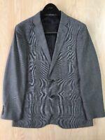 J.Crew Ludlow Traveler Suit Jacket in Glen Plaid Italian Wool   38S   $450