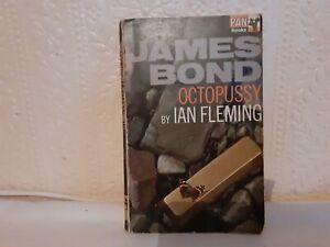 JAMES BOND OCTOPUSSY, IAN FLEMING -  PAN BOOKS 1968