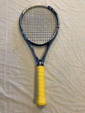 Wilson ncode W4 Savage Sapphire Tennis Racquet Racket 107 - 4-3/8� 9.1 Oz