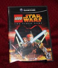 LEGO Star Wars GC Nintendo Gamecube NEW Sealed Black Label Eidos