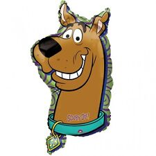 "Scooby Doo Birthday Party Decoration 34"" SuperShape Giant Foil Balloon"