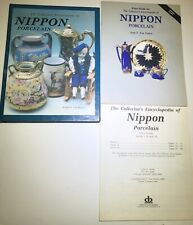 The Collectors Encyclopedia Of Nippon Porcelain By Joan Van Patten & Value Books