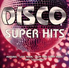 **  (70's) DISCO SUPER HITS / VARIOUS ARTISTS-HEATWAVE,WILD CHERRY,THE O'JAYS