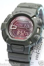 G-9000-3V Green G-Shock Herrenuhren Casio 200m Resin Band Sport Neue Mudman