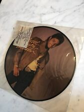 The Official Michael Jackson Picture Disc. 1982 Epic Records Sealed. 8E8-38867