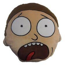 Ufficiale Rick e Morty Super Soffice Peluche Cuscino Imbottito Ragazzi Ventole