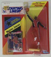 Starting Lineup Michael Jordan 1992 action figure