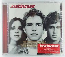 Justincase Cd 2002 Promo (a37) Rock Pop