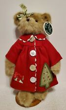 "Bearington Bear Collection - Collectible Series, Suzie Sprucey, 13"", RETIRED, TA"