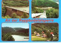 AK Ansichtskarte An der Rappbodetalsperre