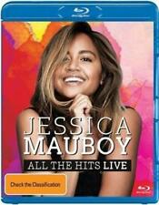 JESSICA MAUBOY All The Hits Live (Blu-Ray) NEW