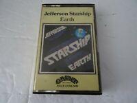Jefferson Starship - Earth - Vintage Audio Cassette Tape -Tested - 1978
