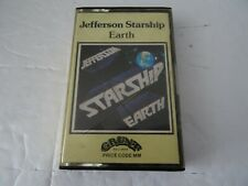 Jefferson Starship - Earth - Vintage Audio Cassette Tape -Tested - 1978