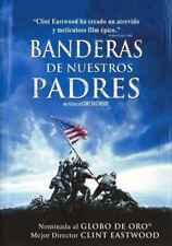 BANDERAS DE NUESTROS PADRES. dvd.