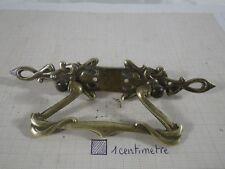 poignée de tiroir bronze meuble porte art nouveau / antique Handle of drawer