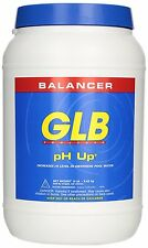 GLB 71249 pH Up Pool Water Balancer Pool and Spa Products  8 lbs New