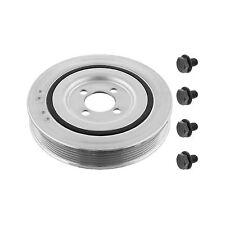 VAUXHALL TIGRA 1.4 Febi Motore TVD CRANKSHAFT DRIVE/Kit Di Accessori Cintura Puleggia