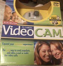 Kensington PC Camera VideoCam 67014 Brand New in the Box