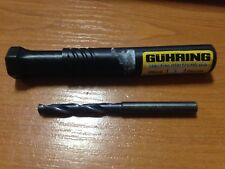 carbide drill  coating  18.5mm Guhring 3xD  vhm spiralbohrer Guhring 5514 series