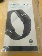 Fitbit Charge 3 Activity Tracker - Black