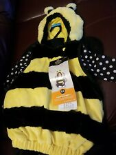 Hyde And Eek Boutique Infant Bumblebee Costume 6-12 months