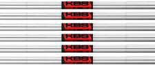 KBS Tour-V 110 Iron Shafts 5-PW - Stiff Flex - .355 Taper - Master Distributor